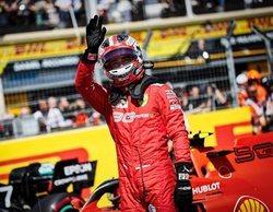 Charles Leclerc, pole y récord del circuito en la sesión de Clasificación de Austria