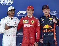 """Lewis Hamilton: """"No hemos podido seguir el ritmo de Ferrari en todo el fin de semana"""""""