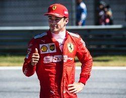 """Charles Leclerc: """"La clave será realizar una buena salida y mantener a nuestros rivales detrás"""""""