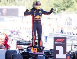 Max Verstappen se alza con la victoria en el Gran Premio de casa para Red Bull