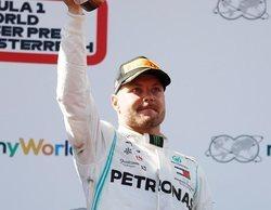 """Valtteri Bottas: """"Tuve que controlar las temperaturas durante la mayor parte de la carrera"""""""