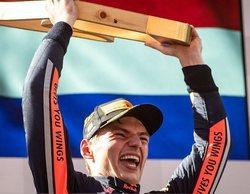 """Max Verstappen, orgulloso del trabajo en este GP: """"Quiero agradecer a Red Bull y a Honda"""""""