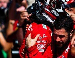 """Charles Leclerc: """"El fin de semana ha sido positivo, aunque no acabó como nos hubiera gustado"""""""