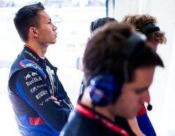 """Previa Toro Rosso - Gran Bretaña: """"Estamos trabajando duro para contraatacar"""""""