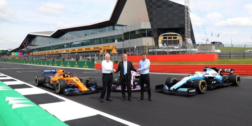 OFICIAL: Silverstone permanece en el calendario de la F1 hasta 2024