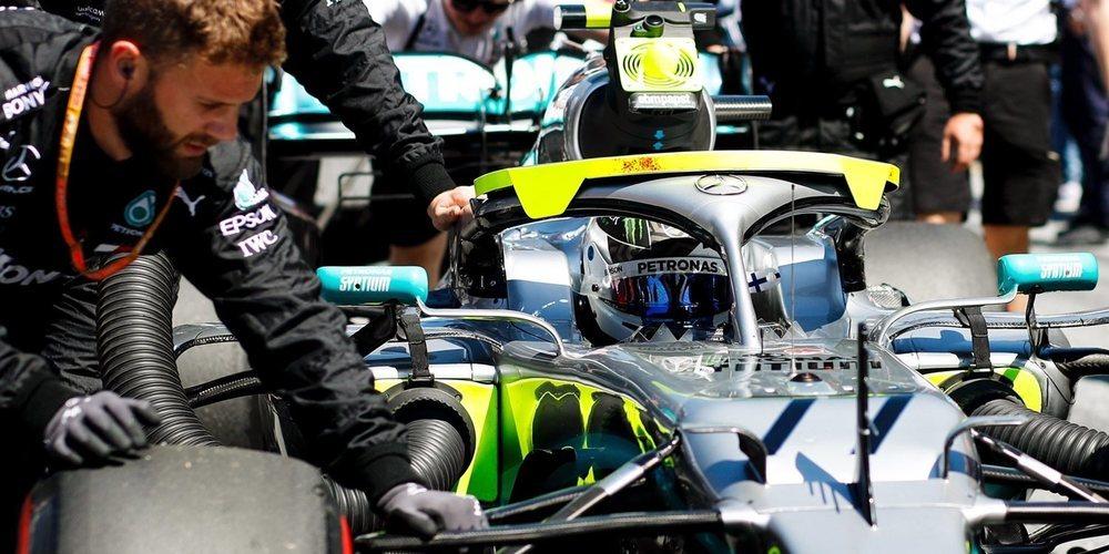 """Previa Mercedes - Gran Bretaña: """"Deberíamos luchar por los primeros puestos todo el fin de semana"""""""