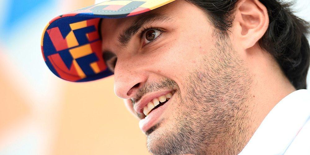 """Carlos Sainz: """"Pienso que estoy en el lugar adecuado para ganar en un futuro"""""""
