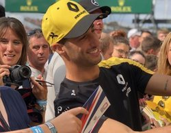 """Daniel Ricciardo: """"Silverstone se siente como el hogar del automovilismo británico"""""""