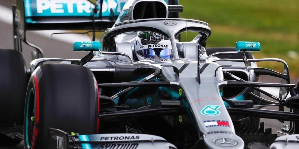 GP de Gran Bretaña 2019: Libres 2 en directo