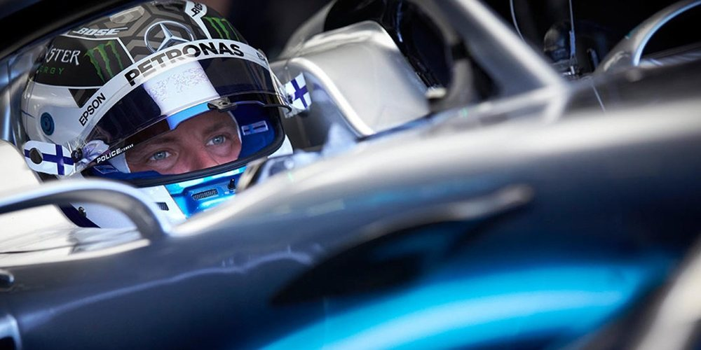 """Valtteri Bottas: """"El coche parece bastante equilibrado, pero todavía hay margen para mejorar"""""""