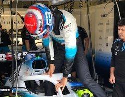 """George Russell: """"Fue increíble pilotar en Silverstone en un monoplaza de Fórmula Uno"""""""