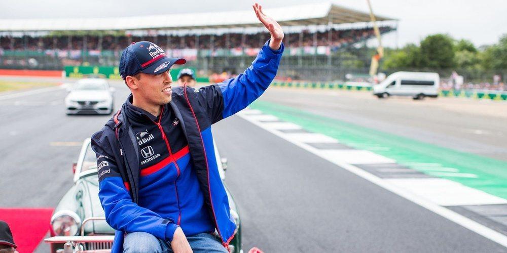 """Daniil Kvyat: """"A la hora de la verdad he conseguido extraer el máximo rendimiento del coche"""""""