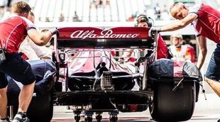 """Kimi Räikkönen: """"Nos faltaba un poco de velocidad en lasrectas"""""""