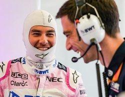 """Sergio Pérez: """"Queremos terminar cuartos en el Campeonato de Constructores"""""""