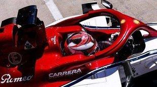 """Kimi Räikkönen, sobre el ritmo de su coche en Silverstone: """"Necesitamos hacer comprobaciones"""""""