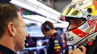 """Horner: """"El problema en el turbo se debe a la velocidad con la que Verstappen pisa el acelerador"""""""