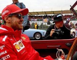 """Sebastian Vettel: """"Espero que la  F1 nos permita desafiarnos y explorar nuestras habilidades"""""""