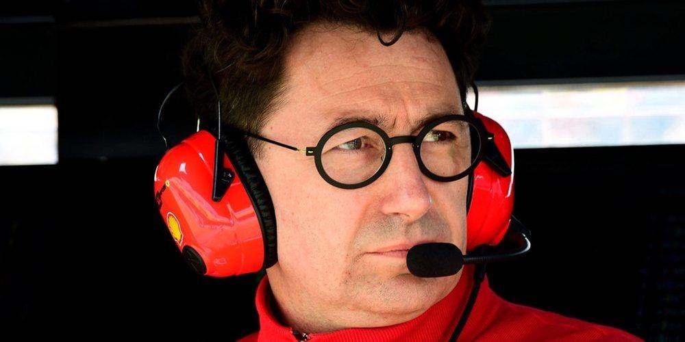 Mattia Binotto abandona el puesto de director técnico de Ferrari