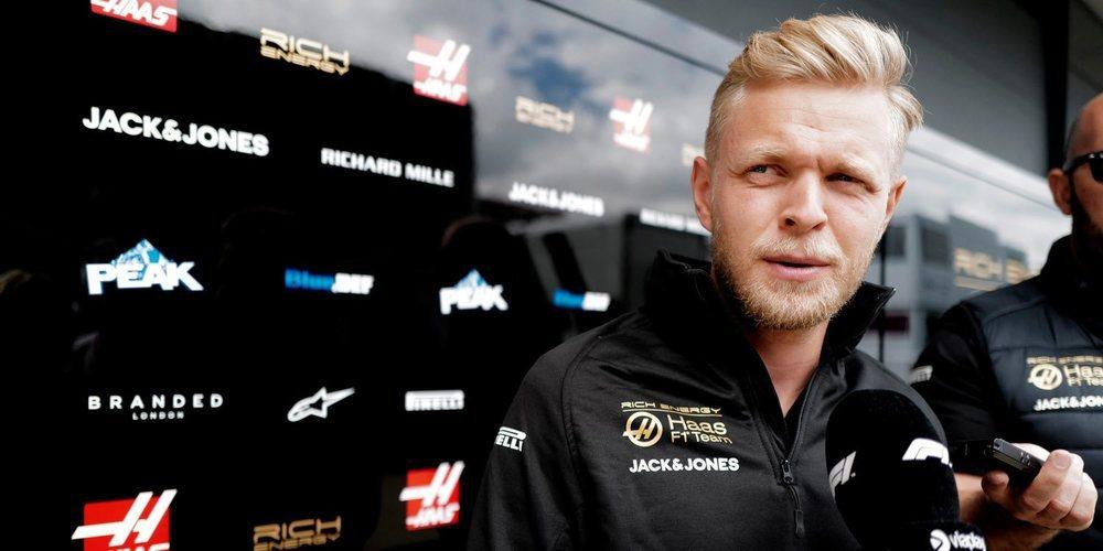 """Kevin Magnussen: """"El equipo está trabajando mucho, pero esta temporada está siendo dura"""""""