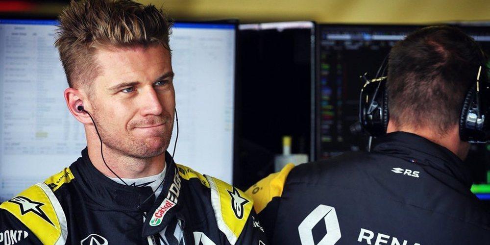 Nico Hülkenberg no reconoce que Verstappen sea el mejor piloto de la F1