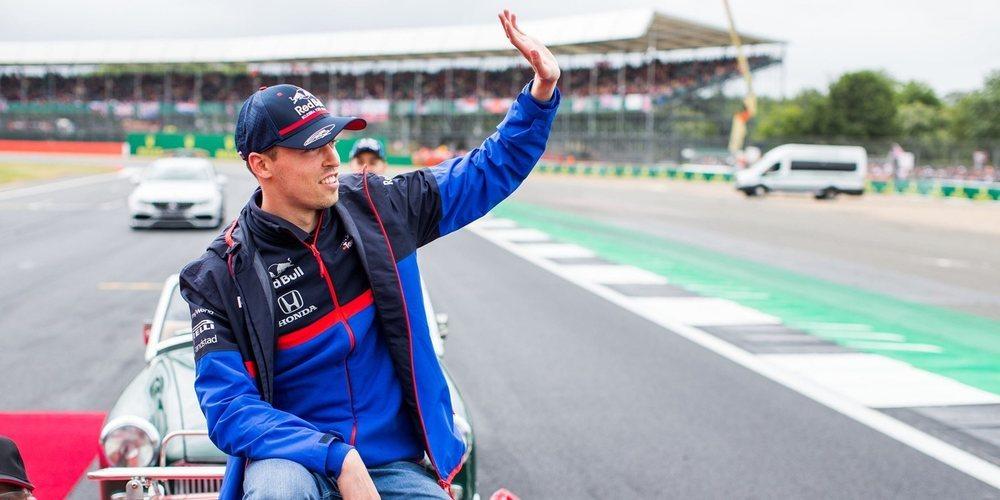 """Previa Toro Rosso - Alemania: """"Este fin de semana puede ser bastante bueno para nosotros"""""""