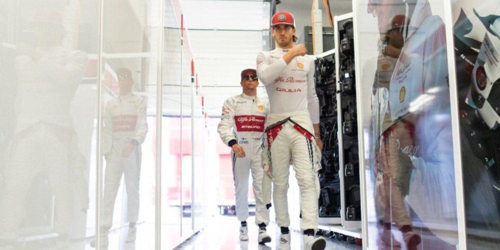 """Previa Alfa Romeo - Alemania: """"Llegamos con la creencia de que podemos luchar por los puntos"""""""