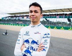 """Alexander Albon: """"Me siento cómodo en el coche y lo que aprendo, lo aplico en la siguiente carrera"""""""