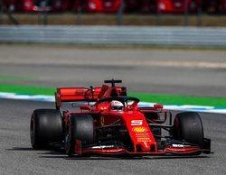 """Sebastian Vettel: """"Estoy satisfecho, pero las condiciones de pista serán diferentes mañana"""""""