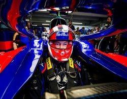 """Daniil Kvyat: """"No fuimos tan competitivos como nuestros rivales directos"""""""