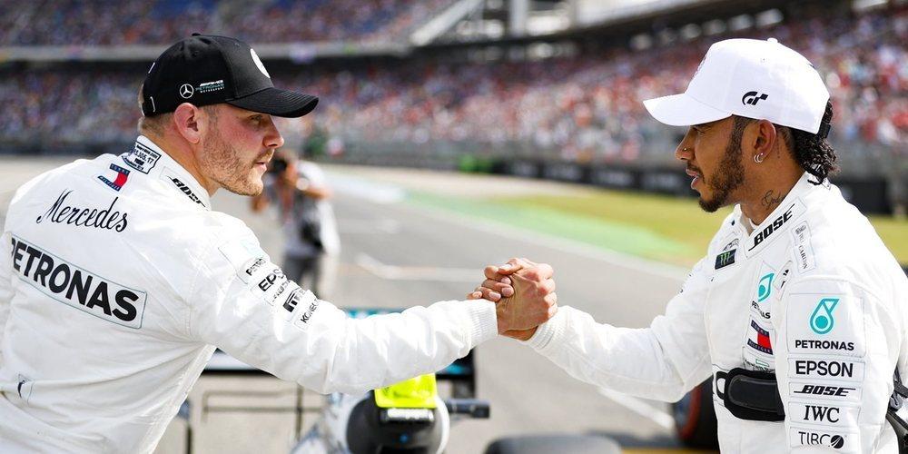 """Lewis Hamilton: """"La posición en la parrilla de salida es realmente importante aquí"""""""