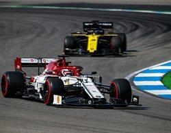 """Kimi Räikkönen: """"Me alegra calificar quinto, pero la cuarta posición estaba a nuestro alcance"""""""