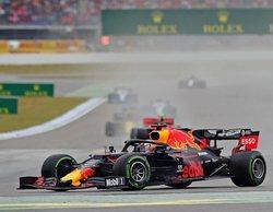 Max Verstappen se alza con la victoria en una carrera totalmente imprevisible en Alemania
