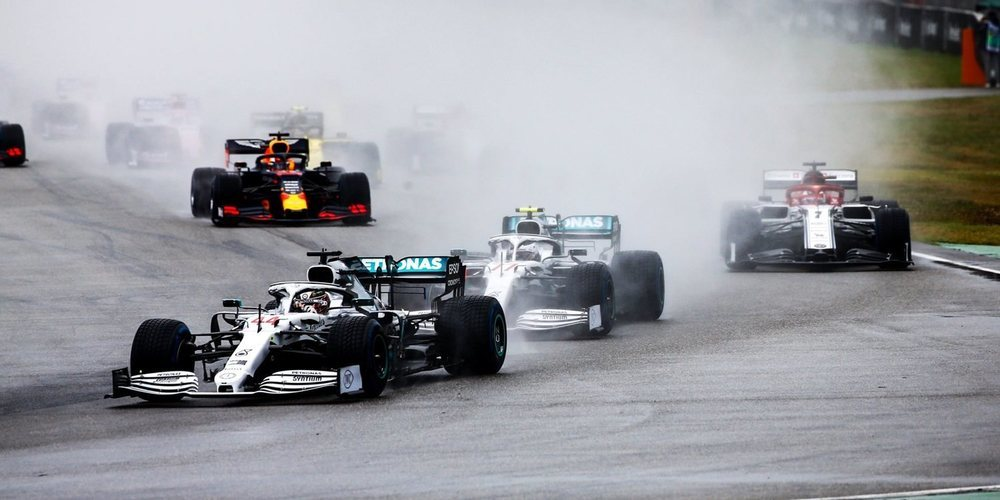 """Lewis Hamilton: """"He cometido un error y he pagado el precio"""""""