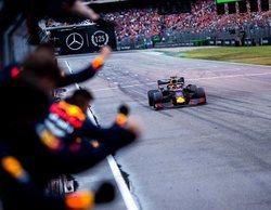 """Max Verstappen: """"Estoy muy contento con el resultado; ha sido un domingo impresionante"""""""