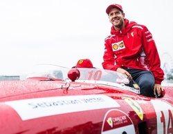 """Prensa italiana: """"Ferrari perdió a Leclerc y encontró de nuevo a Vettel"""""""