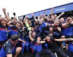 """Previa Toro Rosso - Hungría: """"La clave será encontrar un buen equilibrio"""""""