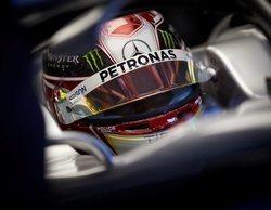 Lewis Hamilton marca el mejor tiempo en los Libres 1 del GP de Hungría