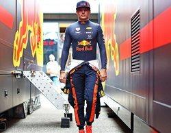 """Max Verstappen: """"El coche parecía funcionar bien tanto en seco como en mojado"""""""
