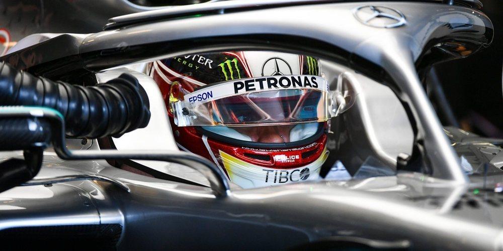 "Lewis Hamilton: ""He querido regresar este fin de semana sintiéndome mejor"""