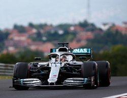 Lewis Hamilton marca el mejor registro en los Libres 3 antes de la clasificación de Hungría
