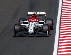 """Kimi Räikkönen: """"Falta un poco de ritmo comparado con los McLaren, eran nuestro objetivo"""""""