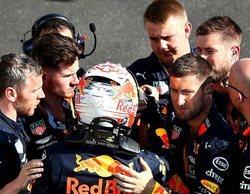 """Max Verstappen: """"Acabar segundo y lograr la vuelta rápida fue lo máximo que podíamos hacer"""""""