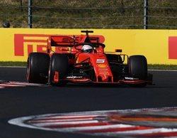 """Vettel: """"Hemos hecho un podio en una carrera en la que sabíamos que tendríamos problemas"""""""