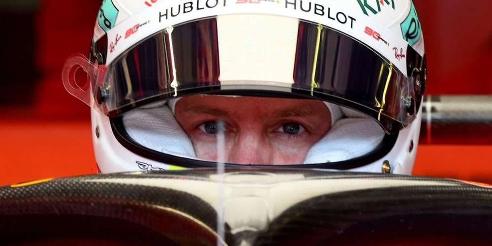 """Prensa italiana: """"El objetivo de Vettel debe ser recuperar el tercer lugar en el Campeonato"""""""