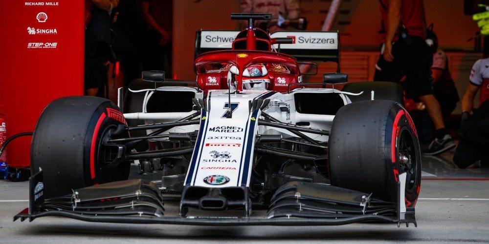 """Kimi Räikkönen: """"Estamos preparando nuevas actualizaciones para mejorar en el resto del año"""""""