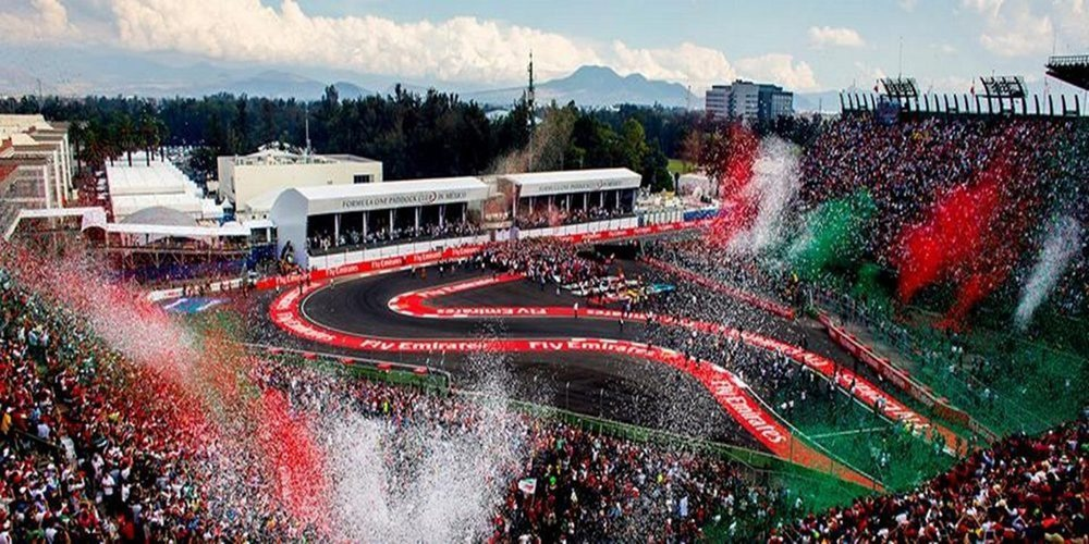 El Gran Premio de México continuará en la Fórmula 1 en 2020