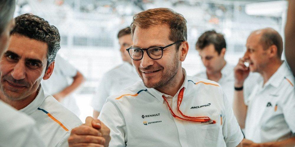 """Andreas Seidl: """"Necesitamos estar preparados para cometer errores y aprender de ellos"""""""