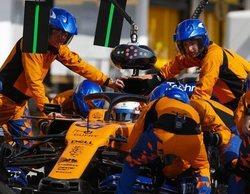 """Carlos Sainz agradece el esfuerzo de su equipo: """"Han estado trabajando a tope todo el año"""""""