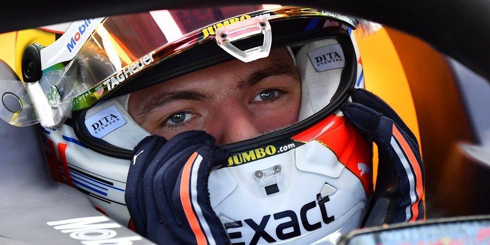"""Max Verstappen, tajante: """"Hamilton nunca ha tenido una gran presión de sus compañeros"""""""