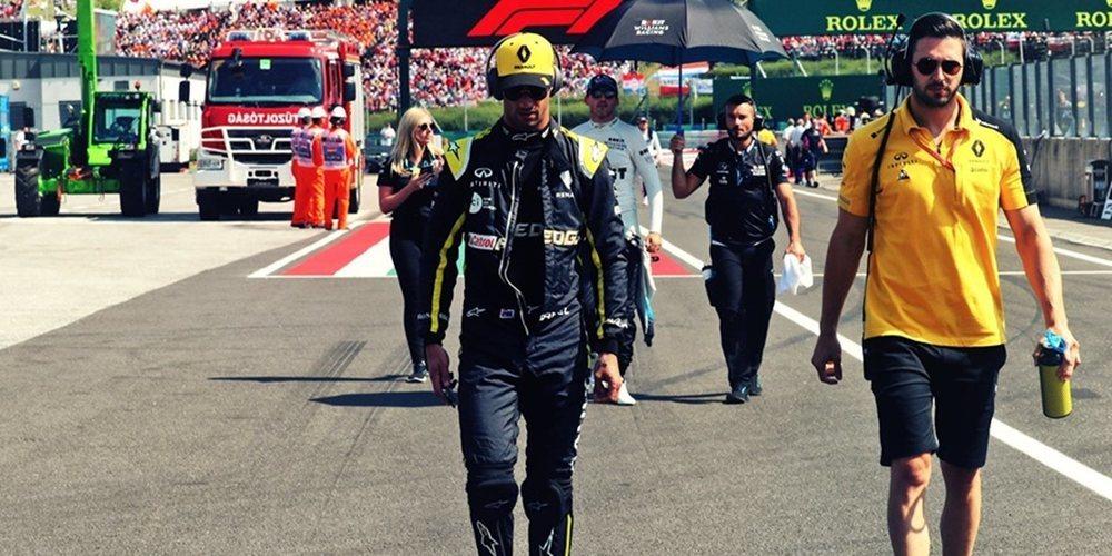 """Daniel Ricciardo: """"No me arrepiento de nada en los últimos doce meses"""""""